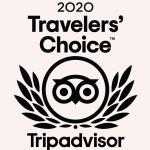 Travellers Choice Award - 2020